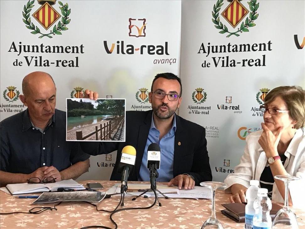 Benlloch anuncia un nuevo plan para mejorar y potenciar el Termet de Vila-real
